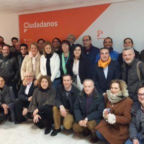 La agrupación de Ciudadanos Albacete Ciudad presenta las nuevas líneas a seguir por la formación