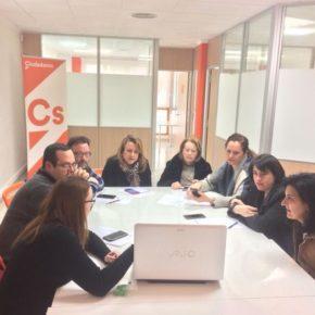 La agrupación de Ciudadanos Albacete Ciudad imparte para sus integrantes un curso de formación en RRSS