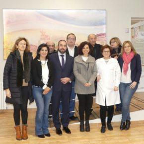Ciudadanos visita el Centro de Atención Integral de Párkinson de La Roda