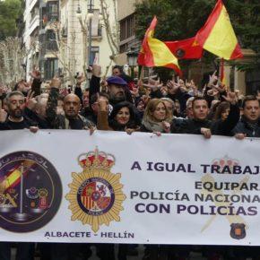 """Picazo: """"La reivindicación de Jusapol es una cuestión de dignidad, justicia y respeto"""""""
