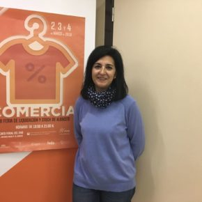 Ciudadanos destaca la importancia de Comercia, la Feria de Liquidación y Stock, para la provincia de Albacete