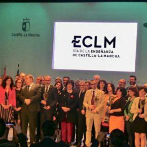 Ciudadanos, presente en el acto institucional del Día de la Enseñanza en CLM