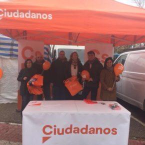 Carpa Ciudadana en La Roda