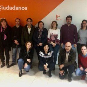 """Rubio: """"La prioridad de Ciudadanos en la provincia es la de fortalecer equipos"""""""