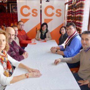 Constituida la agrupación de Ciudadanos en La Roda