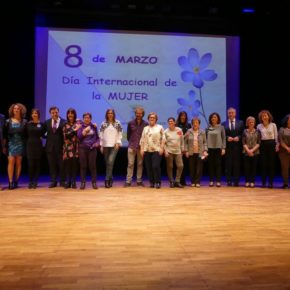Ciudadanos, presente en el acto institucional del Día de la Mujer