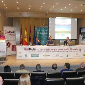 """Francis Rubio: """"Somos partidarios de apostar decididamente por las energías renovables"""""""
