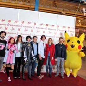 Ciudadanos visita la XIX edición del Salón de Manga, Anime y Ocio Alternativo 'Albanime'