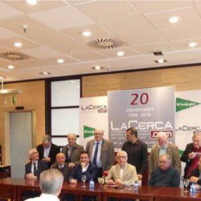 Ciudadanos felicita al equipo de La cerca por su 20 aniversario