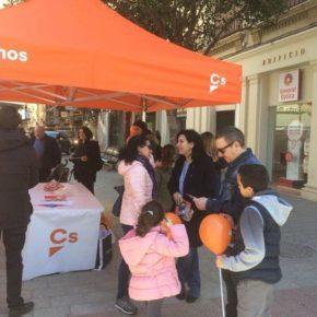 Cada vez más albaceteños se interesan por Ciudadanos y expresan su apoyo al partido de Albert Rivera