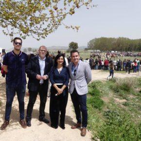 Ciudadanos felicita a los vecinos de Almansa por la conmemoración de la Batalla
