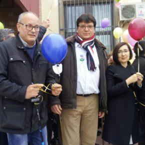 Ciudadanos La Roda asiste al acto institucional del Día Mundial del Parkinson