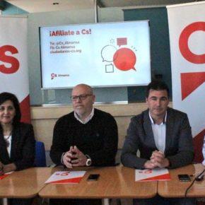 """Calatayud: """"El objetivo de Ciudadanos es ganar las próximas municipales en Almansa"""""""