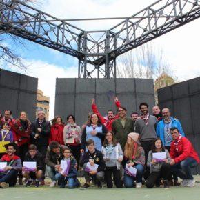 Ciudadanos, con los scouts de Castilla-La Mancha