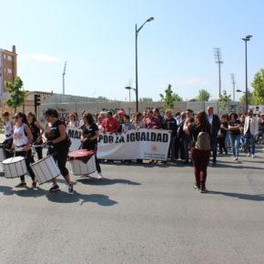 Ciudadanos Albacete marcha por la Igualdad