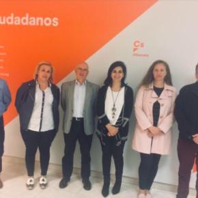 Ciudadanos continúa su proceso de implantación en la provincia de Albacete con la constitución de un grupo local en Pozo Cañada
