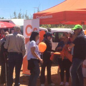 Ciudadanos recoge las demandas y necesidades de los vecinos de Pozo Cañada