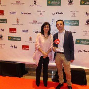 Ciudadanos premia el talento de los jóvenes emprendedores de AJE