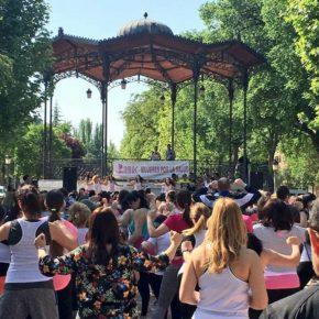 Ciudadanos celebra con AMAC el éxito de la IV edición de su 'Zúmbale al Cáncer'