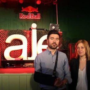 """Picazo destaca el """"talento albaceteño"""" en el acto de clausura del XX aniversario de Aje"""