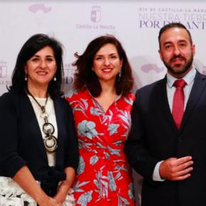"""Orlena De Miguel: """"C-LM es una tierra de oportunidades, y el empeño de Ciudadanos es el de construir un proyecto útil para los pueblos y las ciudades de esta región"""""""