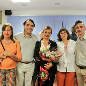 Ciudadanos celebra con los vecinos de los barrios La Pajarita y Feria el inicio de sus fiestas