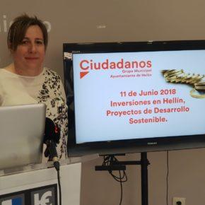 Ciudadanos propone la adecuación de Franciscanos para acoger el Museo Archivo Municipal de Hellín