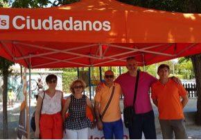 """Fina Albertos: """"El cuidado de las vías públicas es uno de los servicios más importantes de un Ayuntamiento y hay mucho por hacer"""""""