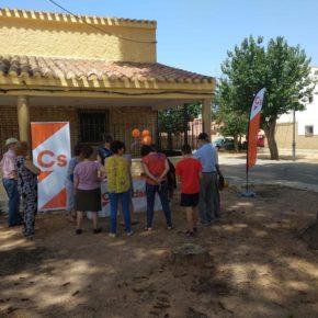 Ciudadanos Hellín visita las pedanías de Isso y Nava Campaña