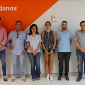Ciudadanos continúa su proceso de implantación en la provincia de Albacete con la constitución de un grupo local en Robledo