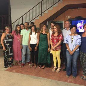 Ciudadanos despide a los 61 niños saharauis que han pasado el verano en Albacete