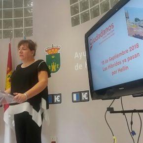 Ciudadanos pide al Ministro de Fomento que todos los trenes de la línea Madrid–Murcia paren en Hellín