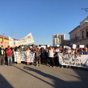 Ciudadanos apoya las concentraciones en la Estación de Hellín reclamando la parada del Talgo S 730