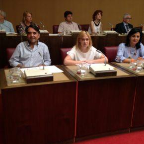Ciudadanos exige a la Junta que el próximo curso reponga el programa anglo-germánico del IES Andrés de Vandelvira