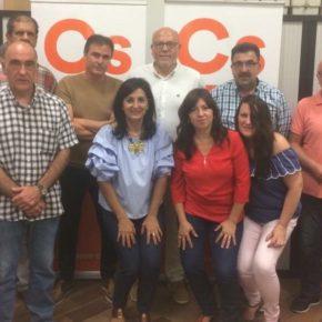 Ciudadanos en Almansa pasa a constituirse como agrupación