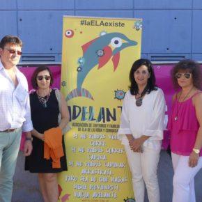 Ciudadanos se suma a la tercera edición del 'Reto 70K' para luchar contra la ELA