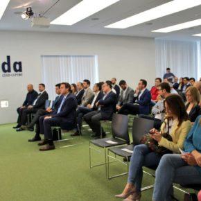 """Picazo: """"Es fundamental que consolidemos Albacete como un foco de talento y desarrollo empresarial"""""""
