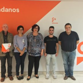 Barrax cuenta con un grupo local de Ciudadanos