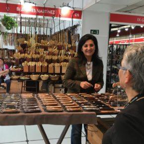 Ciudadanos muestra su apoyo a los artesanos albaceteños en FARCAMA