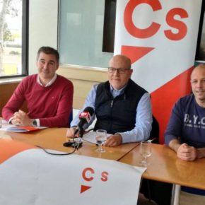 Ciudadanos aboga por priorizar la mejora de la accesibilidad del Castillo de Almansa
