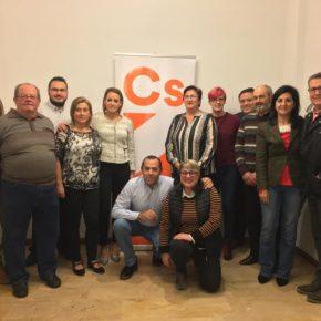 Ciudadanos afianza su implantación en la provincia de Albacete con la creación de siete nuevos equipos