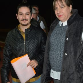 Ciudadanos Hellín muestra su apoyo a Cieza en la reivindicación por la parada del tren híbrido