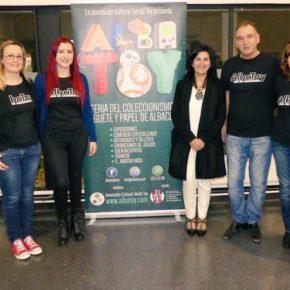 Ciudadanos visita la exposición 'AlbaToy'
