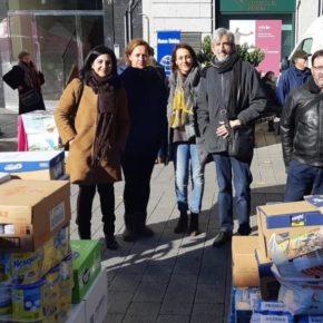 La agrupación de Ciudadanos Albacete Ciudad participa en la VI Feria Solidaria de esRadio