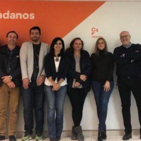 El comité provincial de Ciudadanos Albacete se prepara para los comicios de 2019
