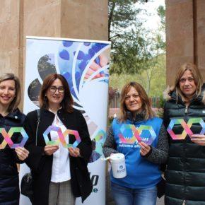 María Dolores Arteaga y Carmen Picazo se suman a la postulación del Día Mundial del Autismo