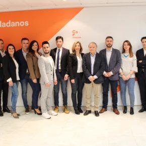 María Dolores Arteaga y Daniel Faura encabezarán las listas de Ciudadanos por Albacete de cara al 28 de abril