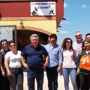"""Mario Artesero: """"No vamos a permitir que haya ciudadanos de primera y ciudadanos de segunda ni en Hellín ni en sus pedanías"""""""