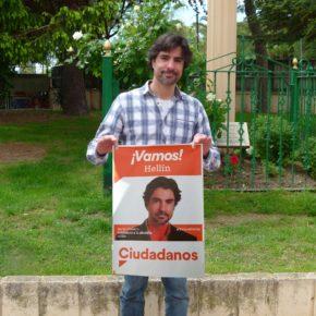 """Mario Artesero: """"Vamos a dejar el dinero en los bolsillos de los hellineros, porque vamos a realizar una bajada progresiva de los impuestos municipales"""""""