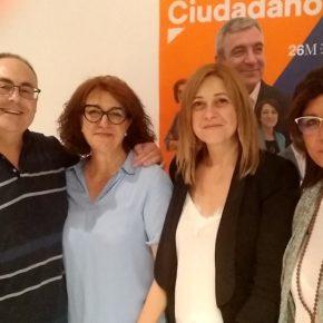 """Mario Artesero: """"El proyecto para Hellín de Ciudadanos es el mismo que plantea Albert Rivera para España y para Europa"""""""